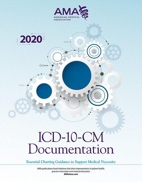2020 ICD-10-CM Documentation OP168020