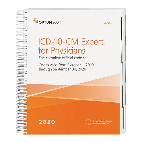 2020 ICD-10-CM Expert for Physicians (BGITPS20)