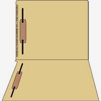 Kardex Match Alpha File Folders Tan (box of 50)