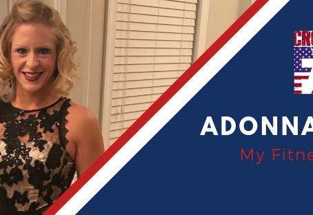 My Fitness Journey…Adonna Meeks