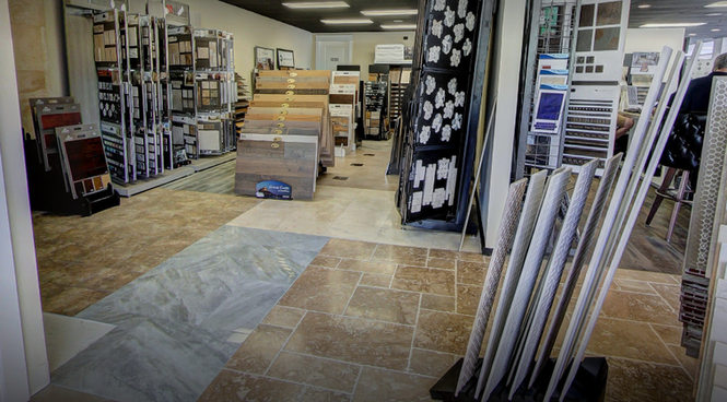 Flooring Elegance in Santa Rosa Beach Florida Showroom, (850) 622-1155