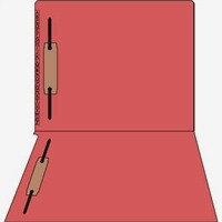 Kardex Match Alpha File Folders Red (box of 50)
