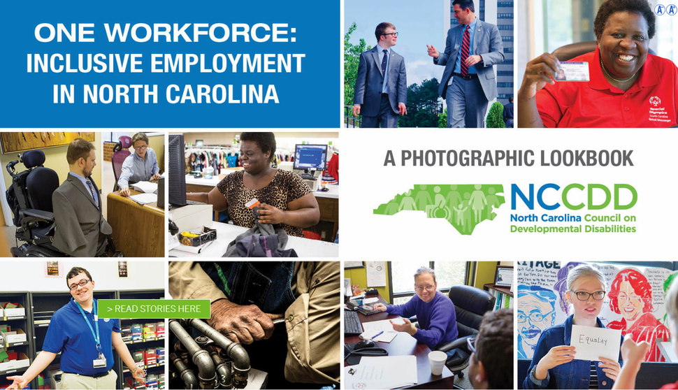 Workforce inclusion project…