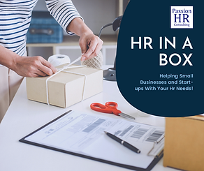 HR in a Box with PassionHR