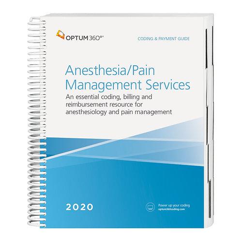 2020 Anesthesia Services (SAP20)