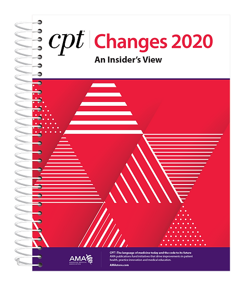 2020 CPT Changes  (OP512920)