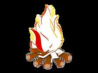 248-2482470_beach-bonfire-clipart-fire-p
