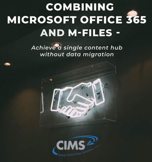 Combining Microsoft Office 365 and M-Files - Download Full PDF