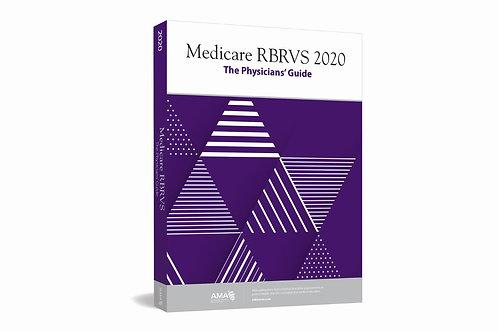 2020 Medicare RBRVS  (OP059620)
