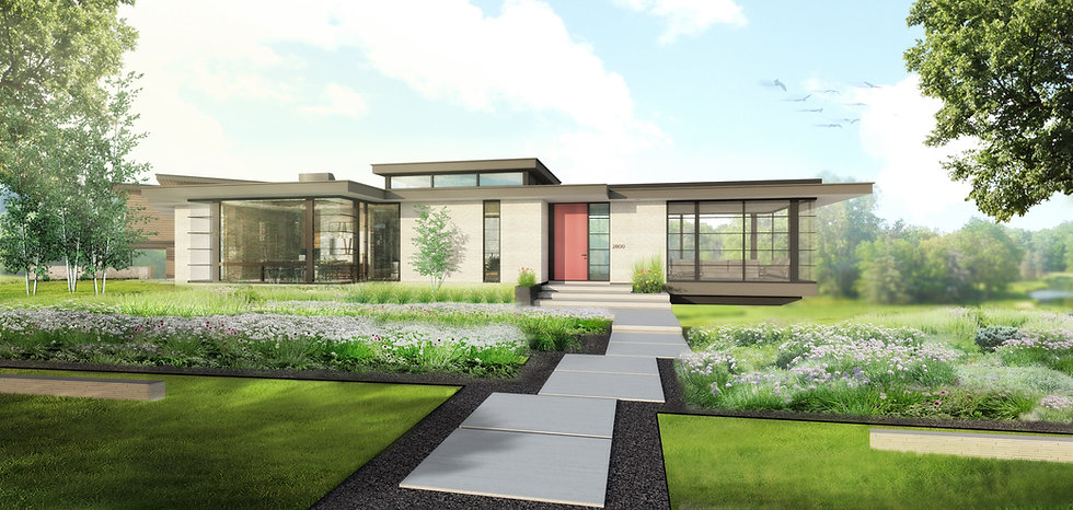 Custom Luxury Home Design