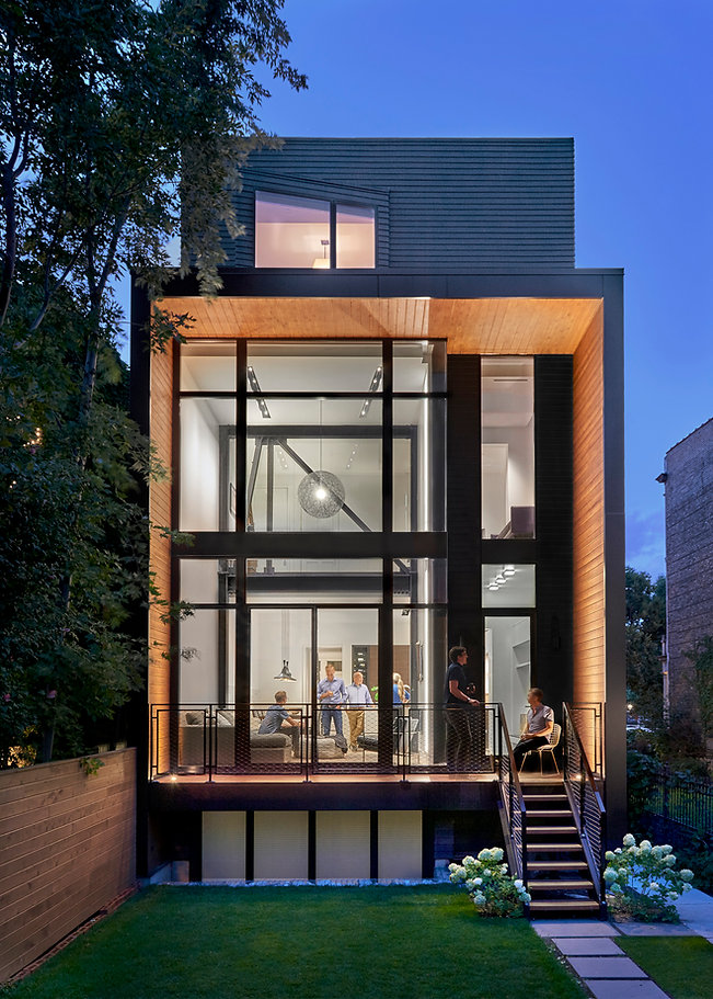 Contemporary Update Historic Home