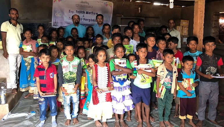 Project Five outreach