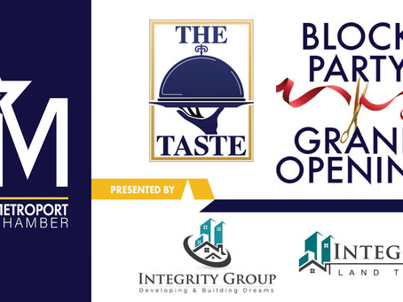 The Taste Block Party & Grand Opening