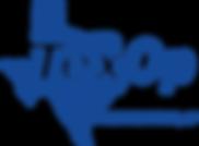 TexOp Construction Logo with Transparent