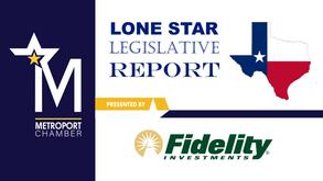 Lone Star Legislative Report