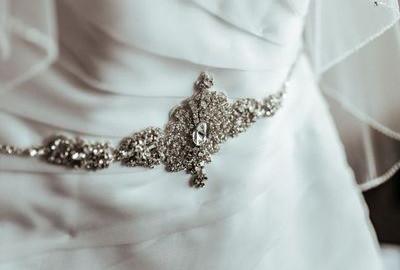 bridal belt, bride's belt, crystal belt,