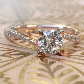 Remounting Your Engagement Ring: