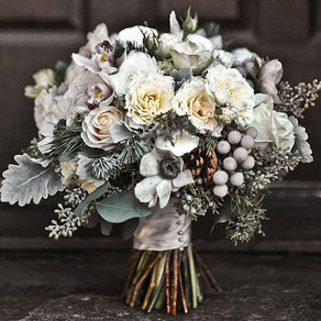 Eco Chic Flowers For Your Winter Wedding