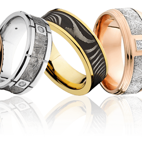 Unique Wedding Bands for the Modern Man