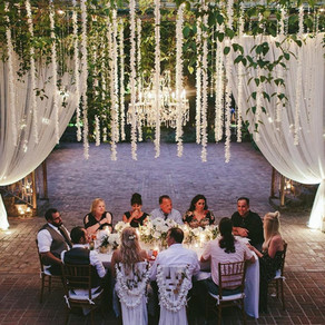 Micro Wedding, Major Luxe