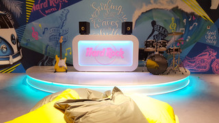 Hard Rock Hotel guarantees its audiovisual experience by Privium Solutions cooperation