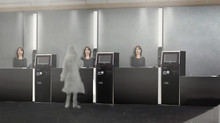 Robot Receptionists are Real and Really Real-Looking Too
