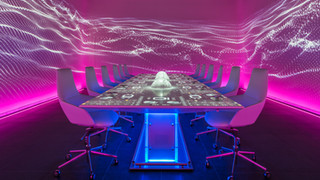 Privium creates exciting and unforgettable gastronomical audiovisual experiences