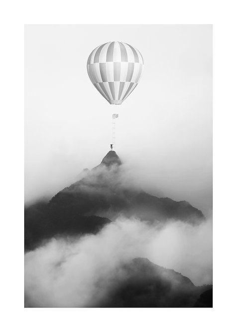 The Balloonist - Small Edition