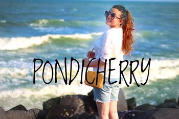 Prepossessing Pondicherry