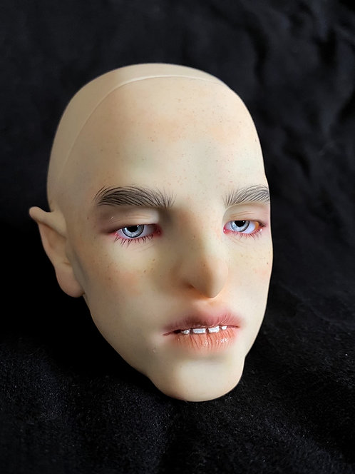 Meeksdoll Cain with Faceup by Grotebur
