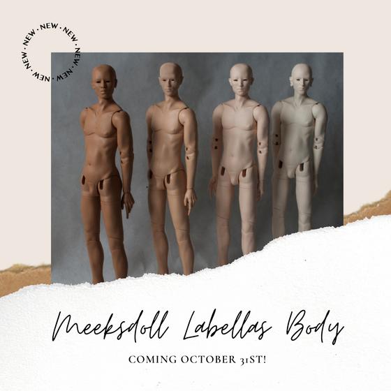 Meeksdoll Labellas Body