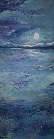 Moonlit Ocean.