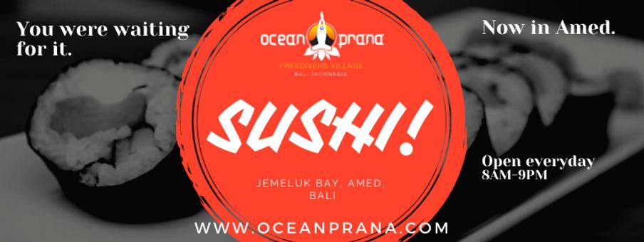 Sushi Family Reunion Facebook Event Cove