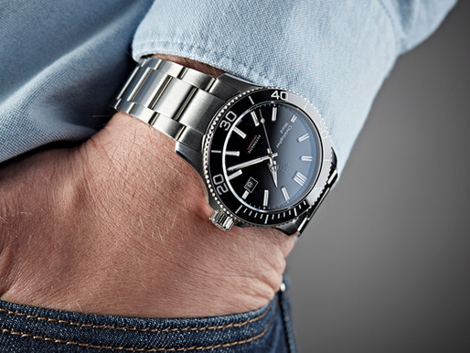 The Christopher Ward C60 Trident Pro 600...
