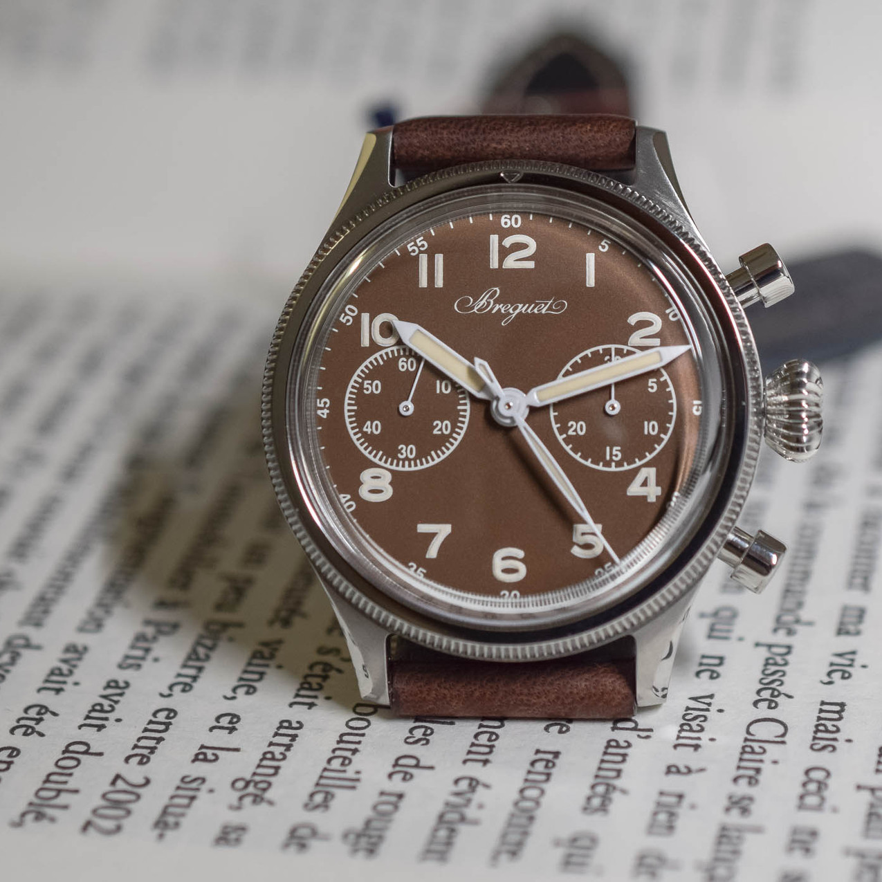 Breguet Type 20 for OnlyWatch19