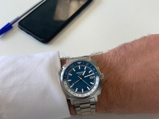 The Bamford Mayfair GMT