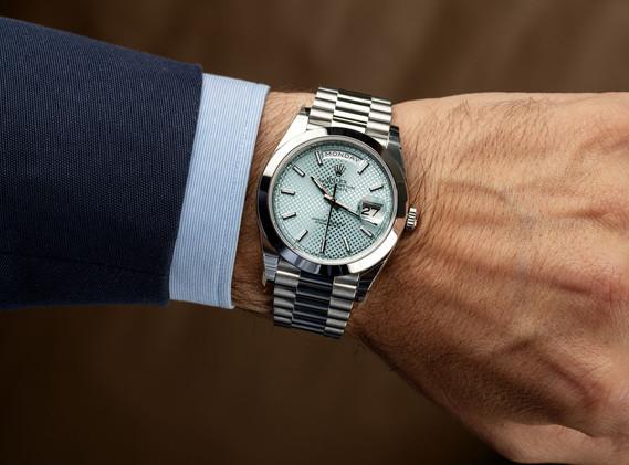 Rolex Daydate Ref. 228206