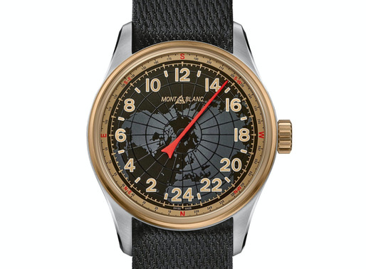 The Montblanc 1858 Automatic 24H