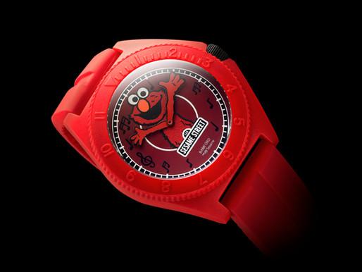 Introducing: Bamford Watch Department x Sesame Street