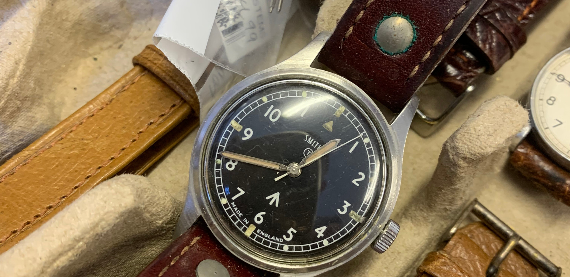 Vintage military issue Omega... Yes please