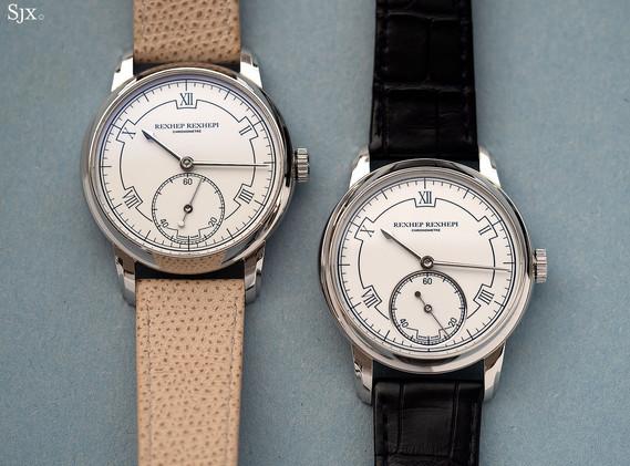 The Akrivia Chronometre Contemporain