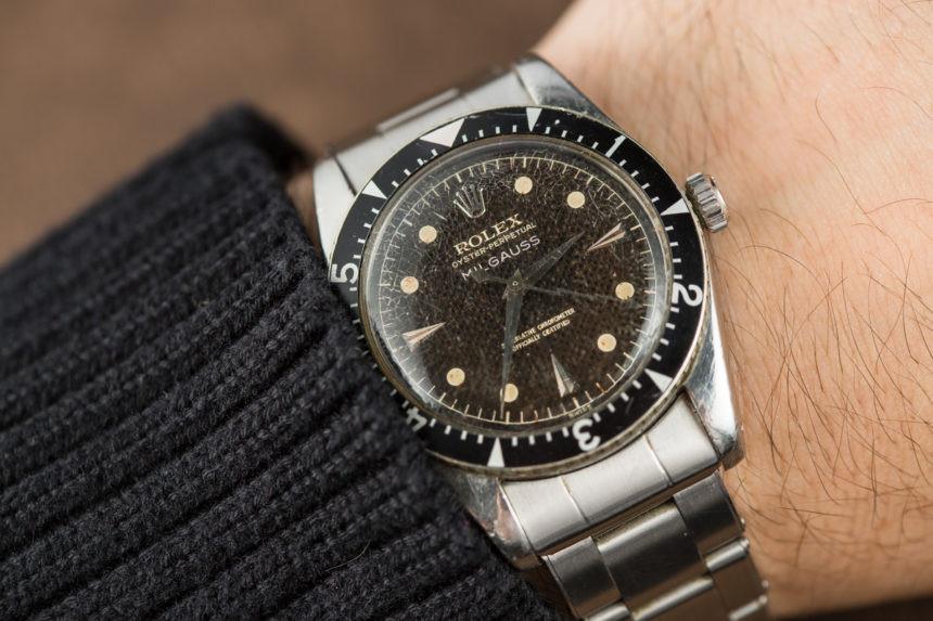 Rolex Millgaus 6541