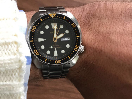 A week with the watch - The Seiko Prospex SRP775