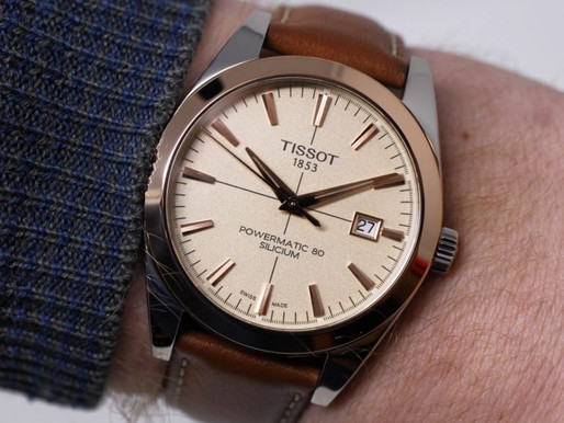 The Tissot Powermatic 80 Gentleman - The best value proposition out of Switzerland?