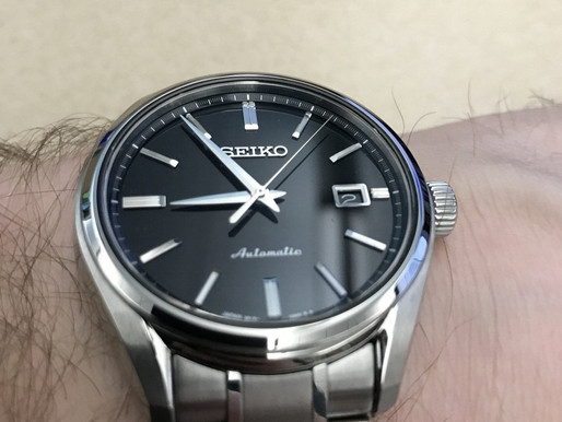 The Seiko Sarx: One of the very few watches where price equates to value