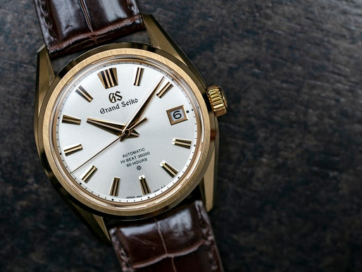 Grand Seiko 60th Anniversary SLGH002