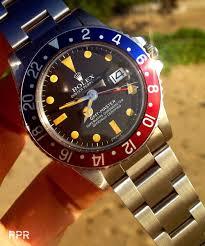 Custard Rolex GMT Ref. 1675