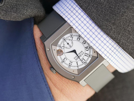 The FP Journe Elegante: A £10k quartz watch that is worth every penny...