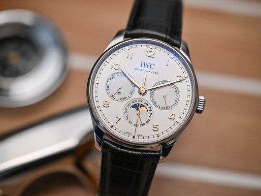 The All New IWC Portugieser Perpetual Calendar 42