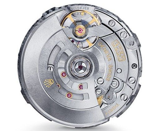 Rolex Movement 3255